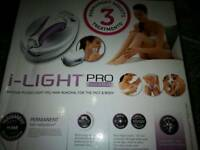 Remington i-light Pro hair removal face and body