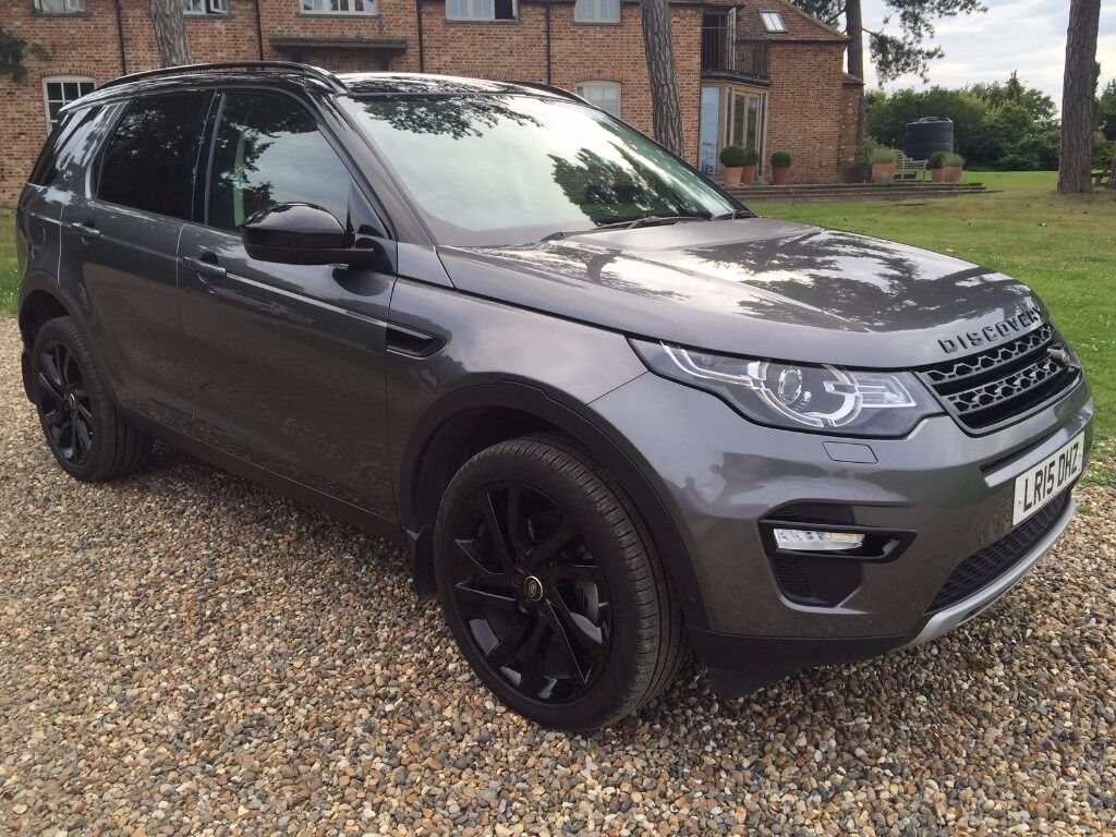 land rover discovery sport hse lux 2015 in hertford hertfordshire gumtree. Black Bedroom Furniture Sets. Home Design Ideas