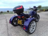 K100 rs bmw 1000cc trike