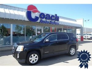 2015 GMC Terrain SLE All Wheel Drive, Cloth Seats, 40,302 KMs