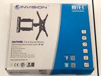 """Tilt & swivel mount for 24""""-55"""" TV"""