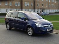 Vauxhall Zafira Elite 1.7 Cdti Ecof 90K Mile 1 owner F.S.H New 1 Year Mot Drive Perfect Ready to go