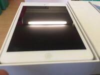 Apple iPad mini 2 16gb white and silver boxed