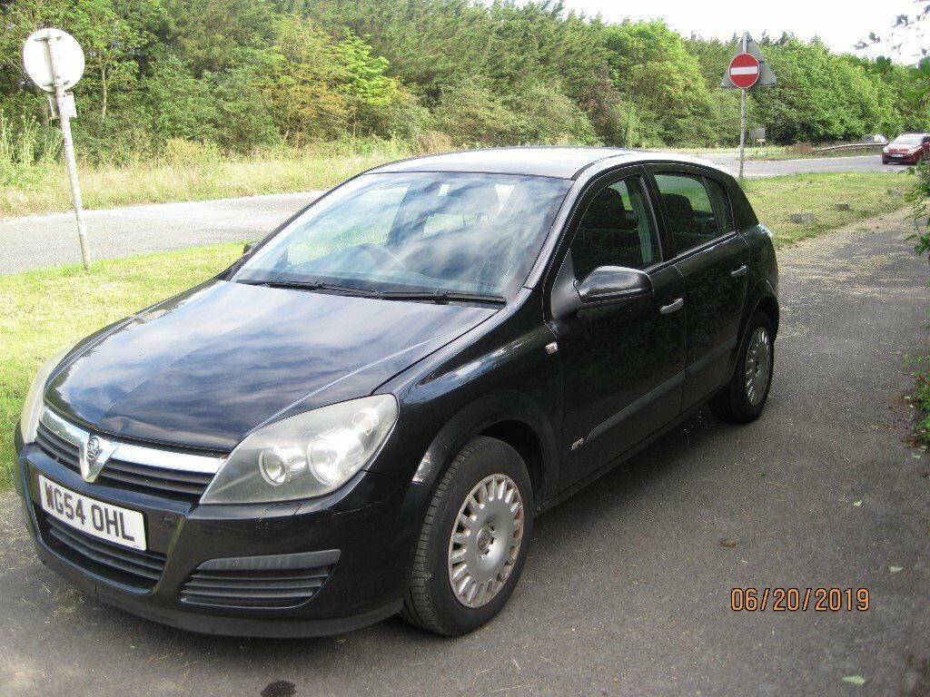 2005 VAUXHALL ASTRA LIFE 1.8 AUTOMATIC | in Oxford ...