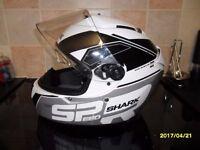 SHARK SPEED R helmet size large