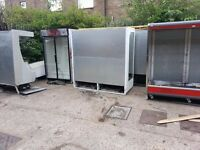 Unwanted Chillers working / not working can be taken for any use.