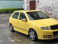 Fabia vrs 2007 (show car)