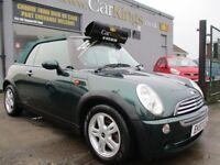 MINI CONVERTIBLE 1.6 Cooper (Chili) 2dr (green) 2007