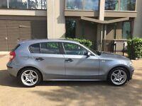 BMW 1serie 116 ES / 75000M / long MOT / drives superb & low mileage