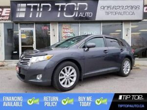 2010 Toyota Venza Base ** Accident Free, AWD, Leather, Pan Sunro
