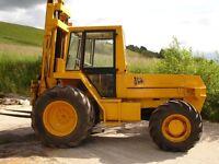 JCB 926 Forklift 4WD....Good runner 2 new back tyres...£3995.00