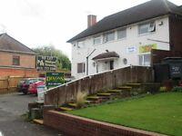 GROUND ONE BEDROOM FLAT ** DSS ACCEPTED ** OFF STREET PARKING ** WORLDS END LANE ** QUINTON **
