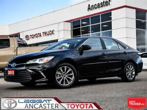 2015 Toyota Camry XLE V6 WITH ONLY 17599 KMS!!