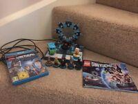 Wii u Lego Dimensions lot