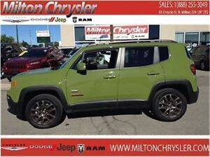 2016 Jeep Renegade 75TH Anniversary 6.5