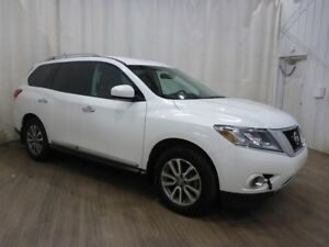 2014 Nissan Pathfinder SL Remote Start Leather Heated Seats