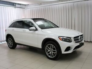 2017 Mercedes-Benz GLC GLC300 4MATIC AWD SUV