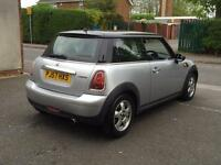 2008 MINI COOPER 1.6 PETROL FSH HPI CLEAR MINT BARGAIN 1 YEAR MOT