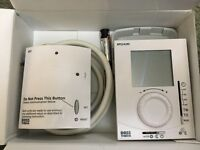 Boss Therm Programmable Wireless Roomstat - Model: BPS242RF