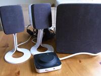 Dell AY410 PC speaker system