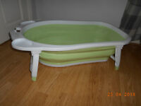 karibu travel folding baby bath very good clean used condition