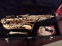 Evette Buffet Crampon Alto Saxophone - used