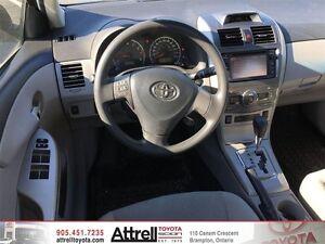 2013 Toyota Corolla 4dr Sdn Man CE