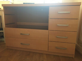 Free drawers with 2 missing, perfect garage storage