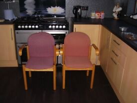 free to good home 6 chairs