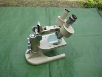 Vintage Meopta Microscope made in Czechoslovakia for ONLY £50.00