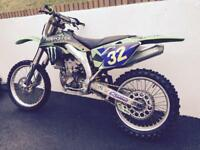 Kxf 450 2006 model (offers)