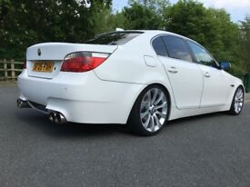 BMW 530D with M5 styling