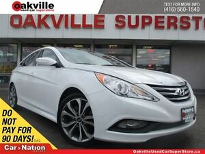 2014 Hyundai Sonata SE | SUNROOF | LEATHER | BACK UP CAMERA | AC