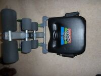Total Core Deluxe Abdominal Machine