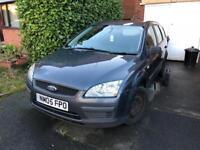 Ford Focus lx 1.6 estate petrol