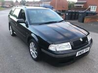 2005/05 Skoda Octavia VRS 1.8 Turbo 5dr Estate