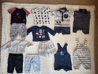 Newborn - Boys Clothes - Bundle!