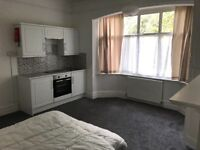 Studio flats in Queens Park available now