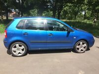 Volkswagen POLO 1.2 Service History 1 YR MOT Drives Superb