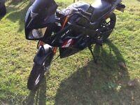 Lexmoto xtrs 125 / Sportsbike 125 / 125