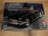Model car 1962 corvette