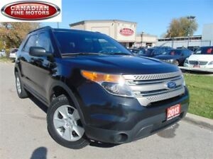 2013 Ford Explorer 7 PASS-4*4-DUAL DVD