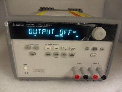 Agilent E3648a Dual Power Supply