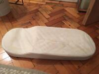 Sleepcurve Moses cot mattress