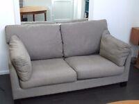 John Lewis two-seat Ikon sofa