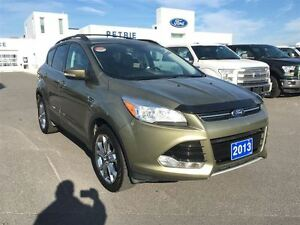 2013 Ford Escape SEL - HEATED LEATHER, REMOTE START Kingston Kingston Area image 1