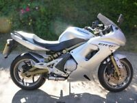 kawasaki er6f 2006 for sale