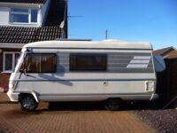 Hymer Mercedes S560 A Class Motorhome L/H/Drive NOW SOLD