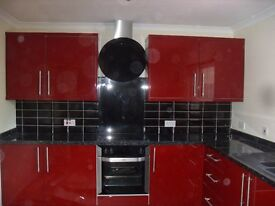 2 bedroom ground floor flat for rent with own entrance.