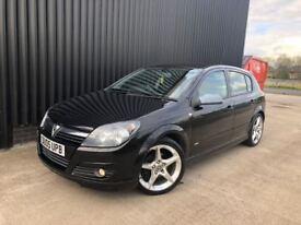 2005 Vauxhall Astra 1.8 i 16v SRi 5dr x Pack Upgrade 18inch Wheels Service History Full MOT, May PX